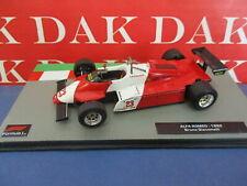 Die cast 1/43 Modellino Auto F1 Alfa Romeo 182 1982 B. Giacomelli