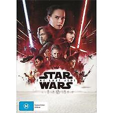 Star Wars - Last Jedi (DVD, 2018)