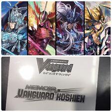 [IN HAND] CARDFIGHT Vanguard Collector's Set 02: Memoir of Vanguard Koshien