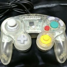 Game Cube Controller Clear Color Japan Wii Nintendo GC Video Game From Japan