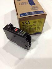 SQUARE D QO115 NEW PLUG-IN CIRCUIT BREAKER 15A 1 POLE 120/240 VAC (Box Of 10)
