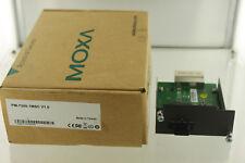 MOXA GROUP PM-7200-1MSC FAST ETHERNET MODULE NEW