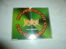 MR PRESIDENT - Coco Jamboo - The Mixes - 1997 UK 5-track CD single