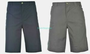 "BNWT Mens PIERRE CARDIN Smart Shorts 36-40"" Cargo 2XL-4XL Woven Cotton Designer"