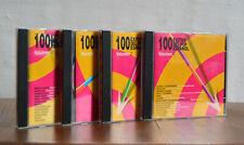 100 EXITOS POP ESPAÑOL 4CDS / POLYGRAM IBERICA 1998 / 565 395-2