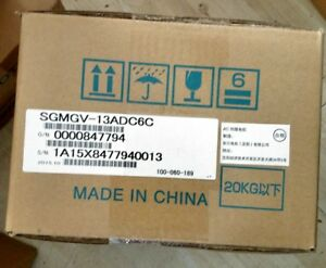 1PC YASKAWA SGMGV-13ADA6C Servo Motors SGMGV 13ADA6C New Expedited Shipping