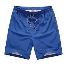 Summer Mens Fashion Cool Swimming Workout Shorts Swim Beach Surf Board Swimwear