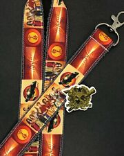 Serenity The Movie / Firefly Lanyard And Pin