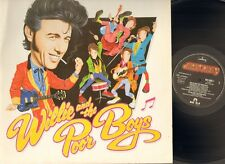 WILLIE & and The POOR BOYS Same Selftitled LP NMINT Rolling Stones JIMMY PAGE