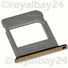 Samsung Galaxy Note 5 Nano SIM-Halter Schlitten Gold N920F Tray Card holder
