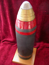 Replica Copy 18 Pounder Shell-made in resin-moulded from original-INERT