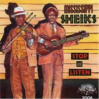 Mississippi Sheiks - Stop & Listen [New CD]