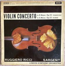 Decca SXL 2279 Sargent Ricci VC