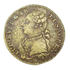 Jeton Louis XVI Bâtiments du Roi Omnibus non sibi Nuremberg