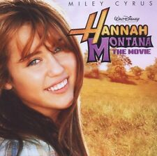 Hannah MONTANA the movie CD BANDE ORIGINALE NEUF