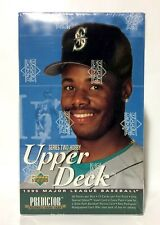 1995 Upper Deck series 2 Baseball card box 36packs (factory sealed)