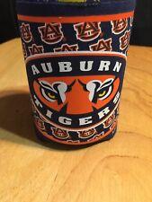 Auburn Tigers Au Tiger Eyes Can Beverage Koozie Coozie Pocket Coolie Ncaa Team