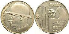 Savoia Regno d'Italia - Vittorio Emanuele III - 20 Lire 1928 BB/SPL NC Mir1129a