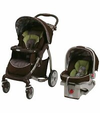Graco Baby Stylus Click Connect Travel System - New