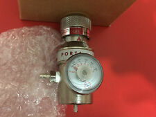 Portagas REG-0.1 Calibration Gas Regulator, Fixed 0.1L/min Flow Rate