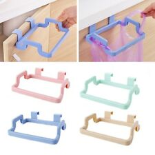 Kitchen Hanging Trash Rubbish Bags Holder Garbage Storage Racks Cupboard  Hanger