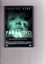 Paranoid - 48 Stunden in seiner Gewalt (2008) DVD #15875