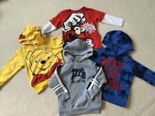x4 Boys Winter Jumpers & Top In Size 3 Almost New To Excellent Used Condition
