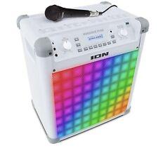 New listing Ion Audio Ipk3 Karaoke Star Plus Karaoke Sound System