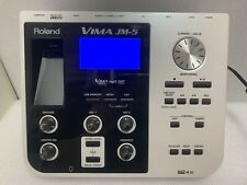 Roland Vima Jm-5 Entertainment Module With Manual Roland Song Cd Power Supply