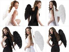 Ailes d'ange pour adulte ou ados accessoire de déguisement soirée Noel halloween