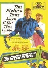 99 RIVER STREET (1953 John Payne)  - Region Free DVD - Sealed