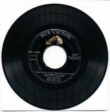 Harry Belafonte - Merci Bon Dieu, The Drummer And The Cook / Danny Boy (EP1957)