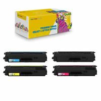 (Set) Compatible TN336BK CMY Toner for Brother MFC-L8600CDW MFC-L8850CDW