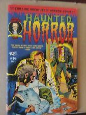 Haunted Horror #14 / Pre-Code Horror Comics Reprints / COLOR / IDW / Nov 2014