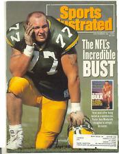September 28 1992 Tony Mandarich Green Bay Packers Football Sports Illustrated