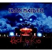 Iron Maiden - Rock in Rio (Live Recording, 2002)(NOT REMASTERED OR ENHANCED)