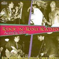 Rock 'n' Roll Radio Australia 1957 CD - Gene Vincent, Bill Haley, Eddie Cochran