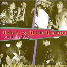 Rock 'n' Roll Radio Australia 1957 CD 1950s Gene Vincent Bill Haley + NEW sealed