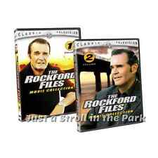 The Rockford Files: Complete Movie Collection Vols 1 & 2 Box/DVD Set(s) NEW!