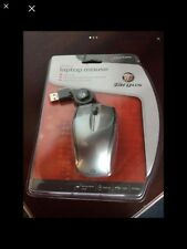 Targus Retractable Cord Mobile USB Mouse PAUM010E - BRAND NEW