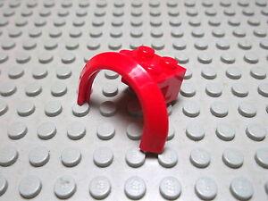 Lego 1 Kotflügel 4x2 rot 50745 Set 7898 9484 76016 60007