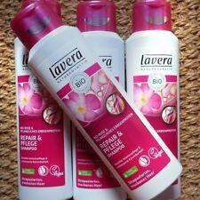 Lavera DOPPELPACK Shampoo Repair & Pflege strapaziertes Haar Naturkosmetik bio