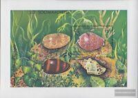 Somalia Block14 (kompl.Ausg.) postfrisch 1984 Schnecken
