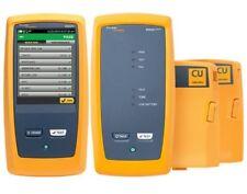 Fluke DSX2-8000 INT Netzwerktester 2GHz CAT8 Cable Analyzer Zertifizierer DSX