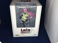 USED To Love-Ru Lala Satalin Deviluke Uniform ver. 1/8 PVC Figure Alpha Omega