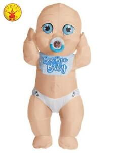 Adult Baby Boo Boo Inflatable Costume