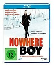 NOWHERE BOY BLU RAY MIT AARON JOHNSON UVM. NEU