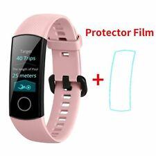 Honor Global Pink Band 4 Smart Watch Wristband Amoled Bluetooth 4 HR Monitor