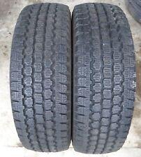 Los neumáticos de invierno 2 bridgestone w800 205/65 r16c