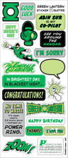Sticker - DC Comics - Green Lantern New Gifts Toys Licensed 4206